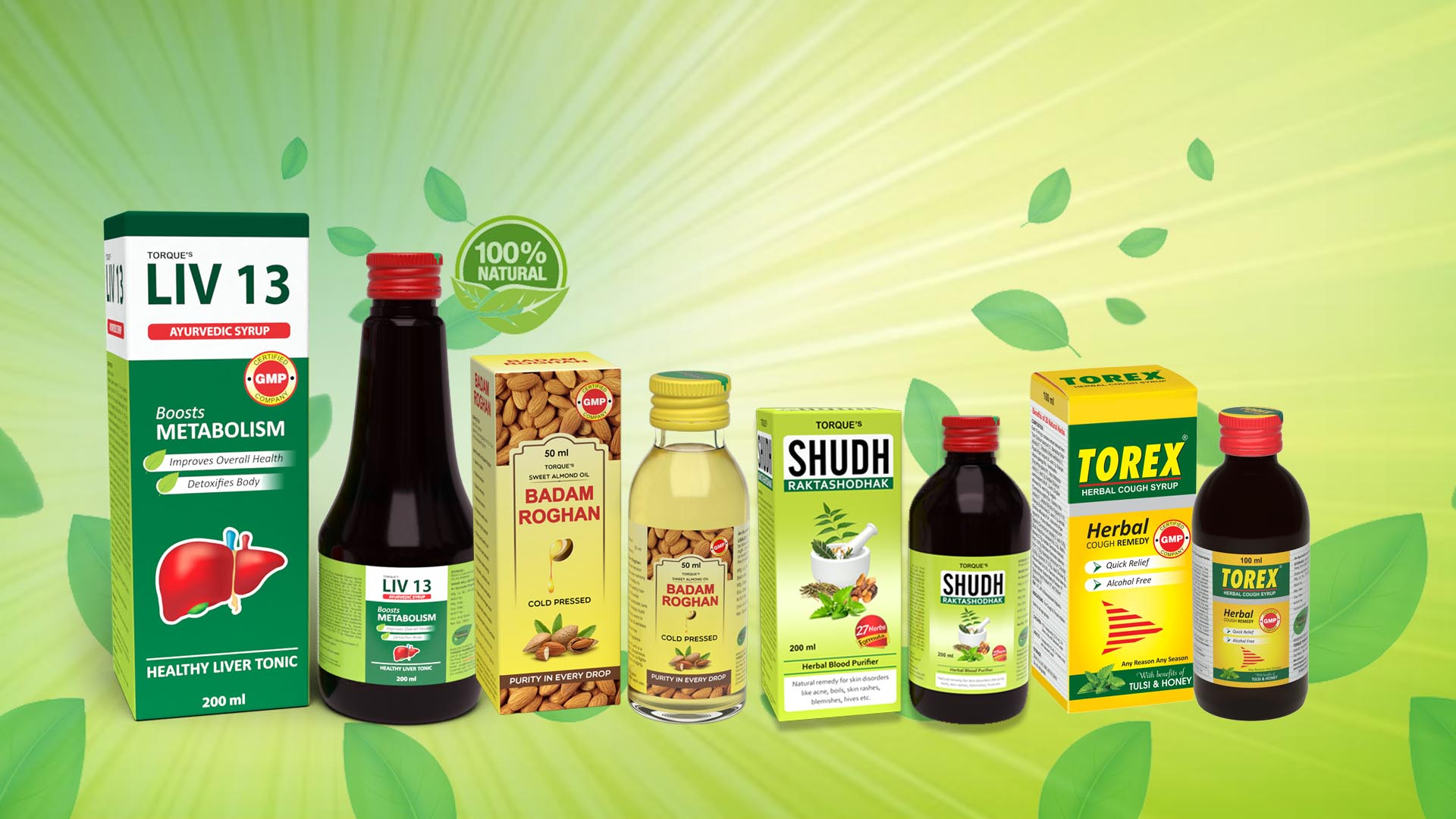 top ayurvedic products