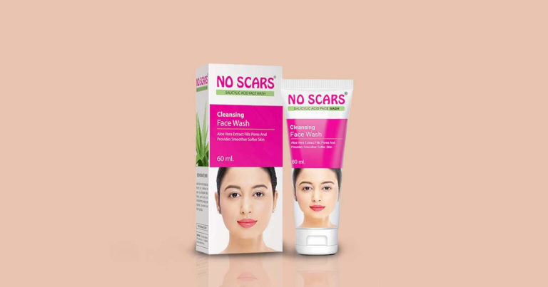 No scars Face Wash