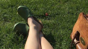 jessica barden feet
