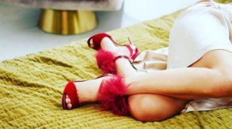 kate hudson feet