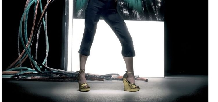 Beautiful pics of Alison Goldfrapp Feet And Legs